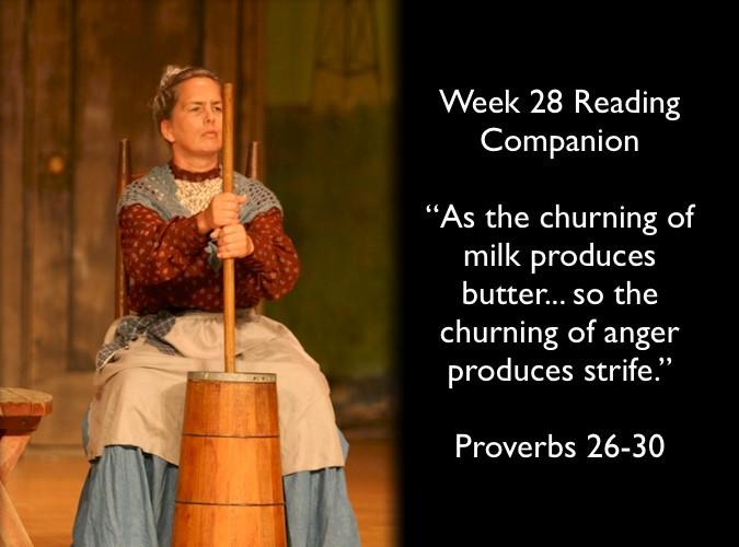 Week 28 Companion 2012