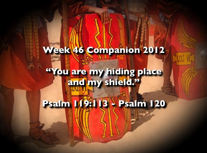 Week 46 Companion 2012