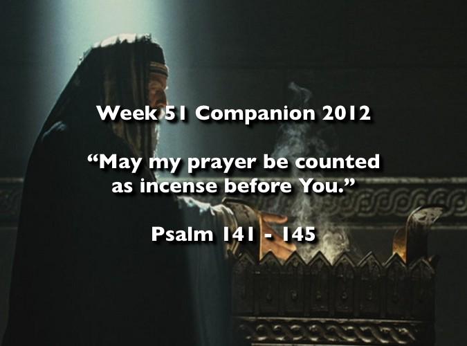 Week 51 Companion 2012