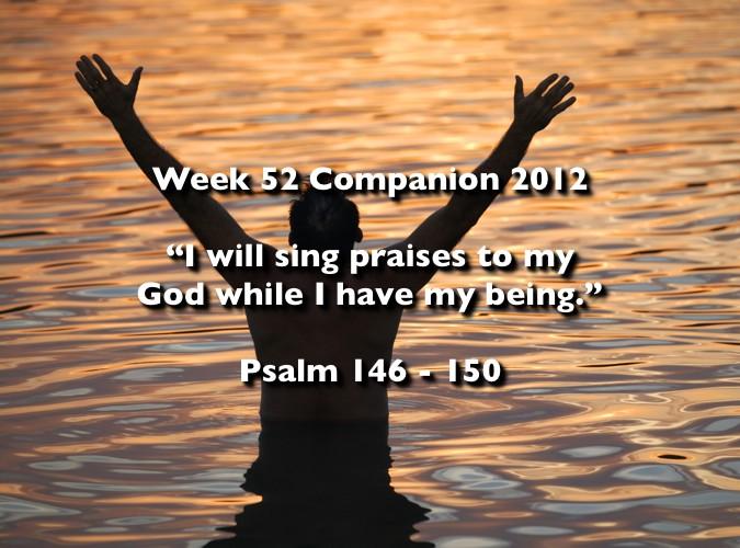 Week 52 Companion 2012