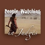People Watching In Judges