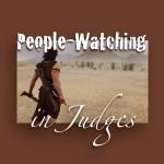 People Watching In Judges