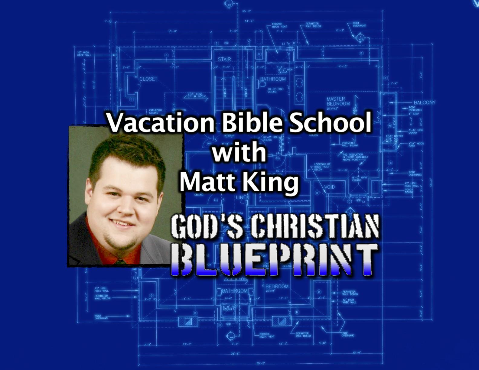 2014 VBS With Matt King