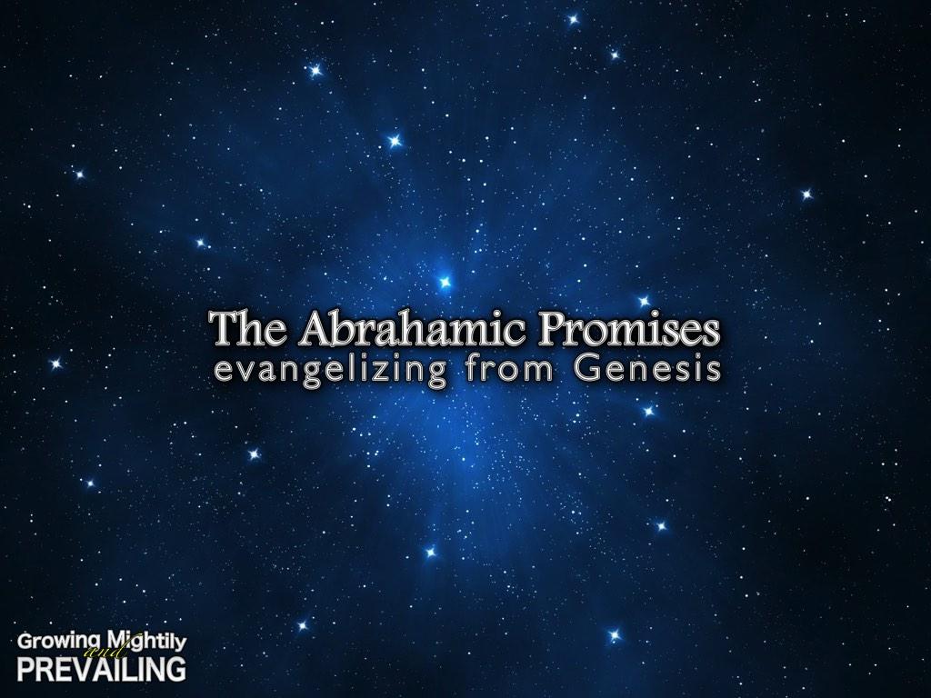 Abrahamic Promises