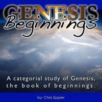 Beginnings – Genesis