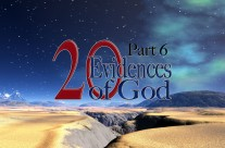 20 Evidences of God Part 6
