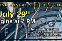 2016 Second Annual Youth Led Singing