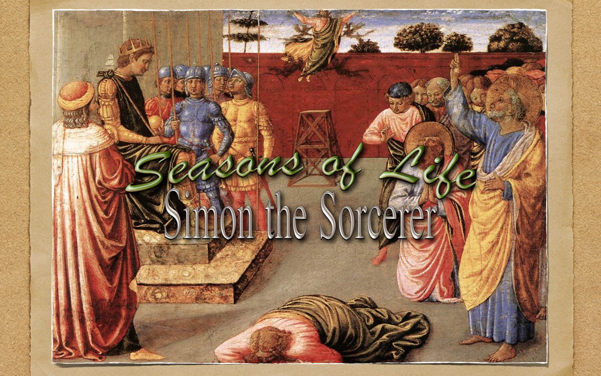 Seasons of Life – Simon the Sorcerer