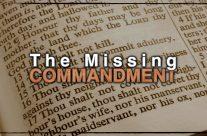 The Missing Commandment