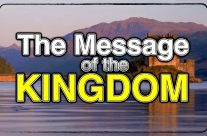 The Message of the Kingdom
