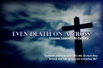 Even Death On A Cross