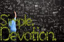 Simple Devotion