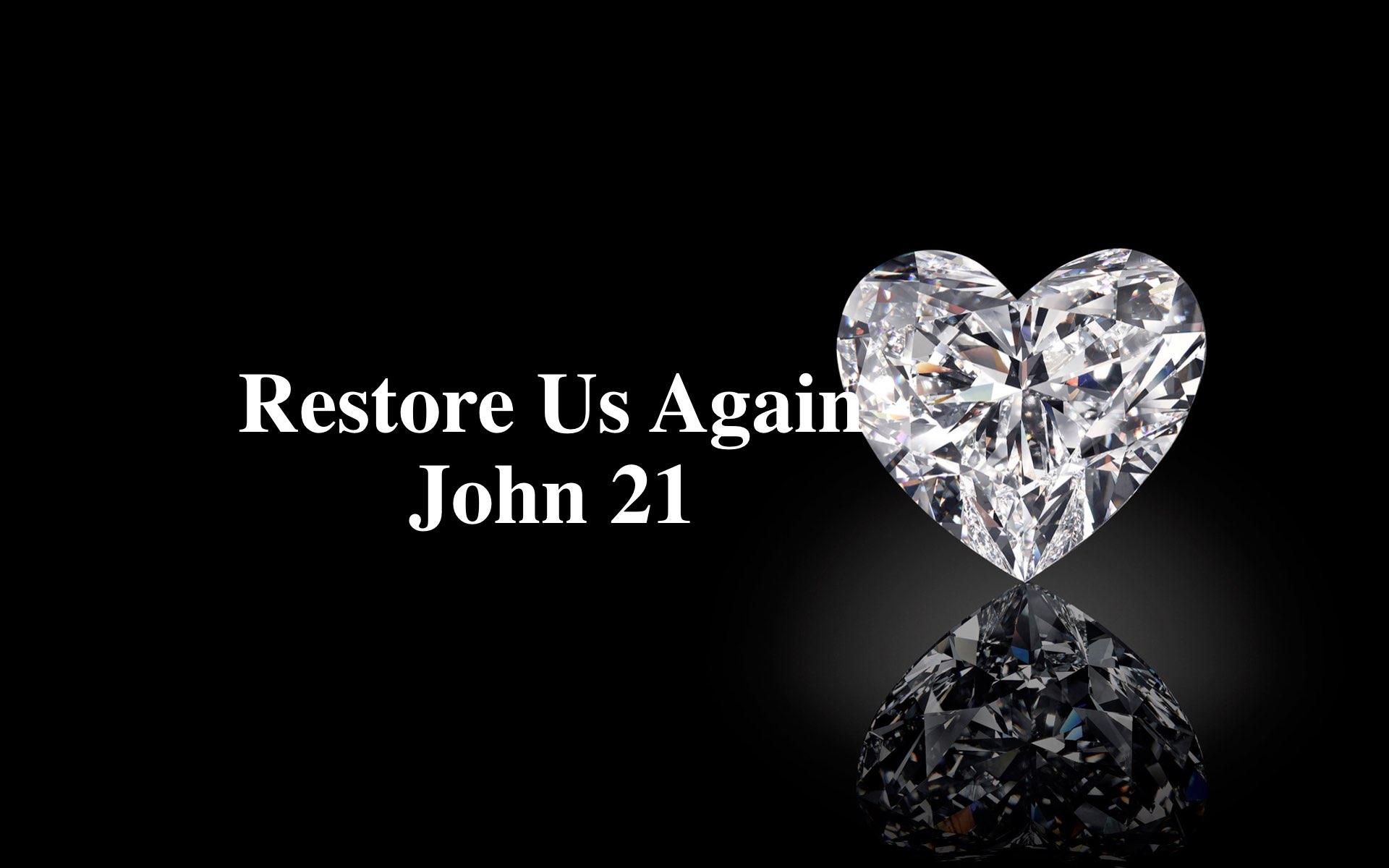 Restore Us Again