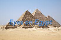Eyes on Egypt