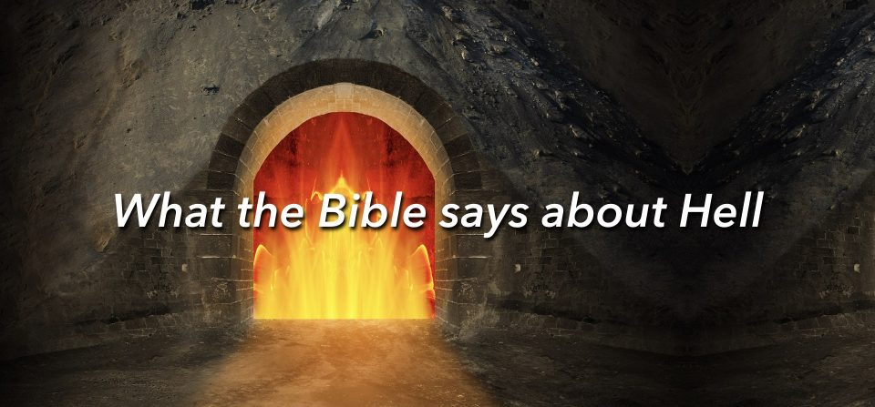 What the Bible Says About Hell