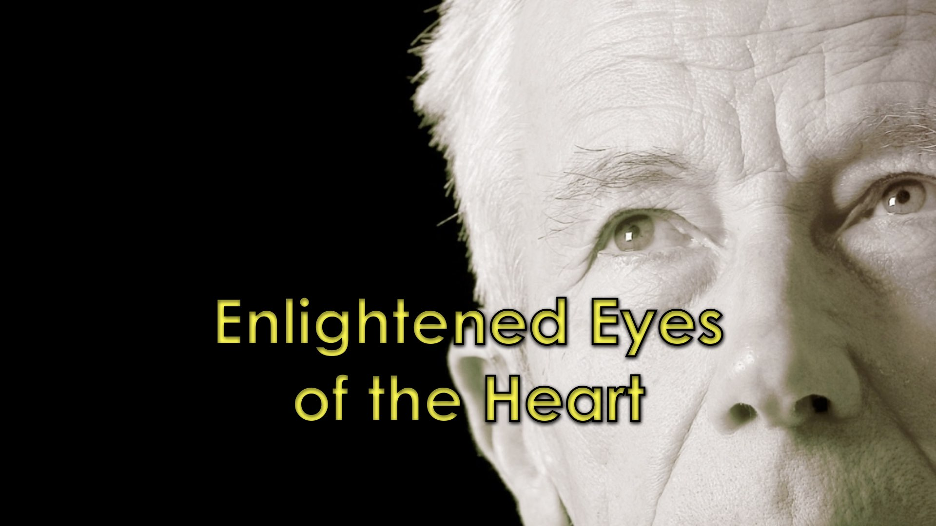 Enlightened Eyes of the Heart