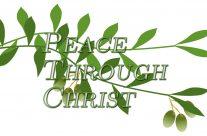 Peace Through Christ