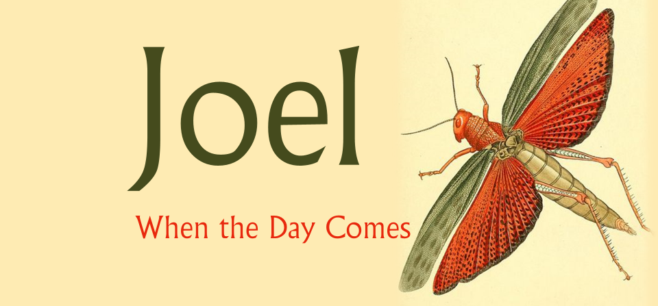 Joel – When the Day Comes
