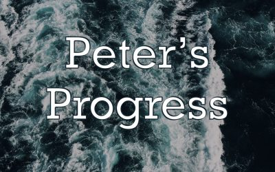 Peter's Progress