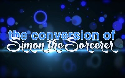 The Conversion of Simon the Sorcerer
