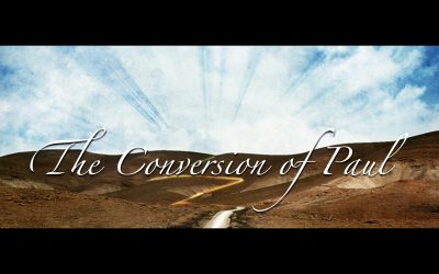 The Conversion of Paul